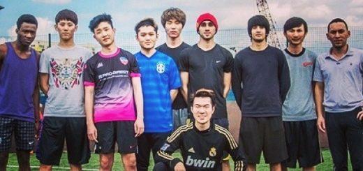 INTO London football team