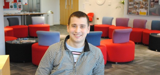Rinat INTO Scotland at Glasgow Caledonian University
