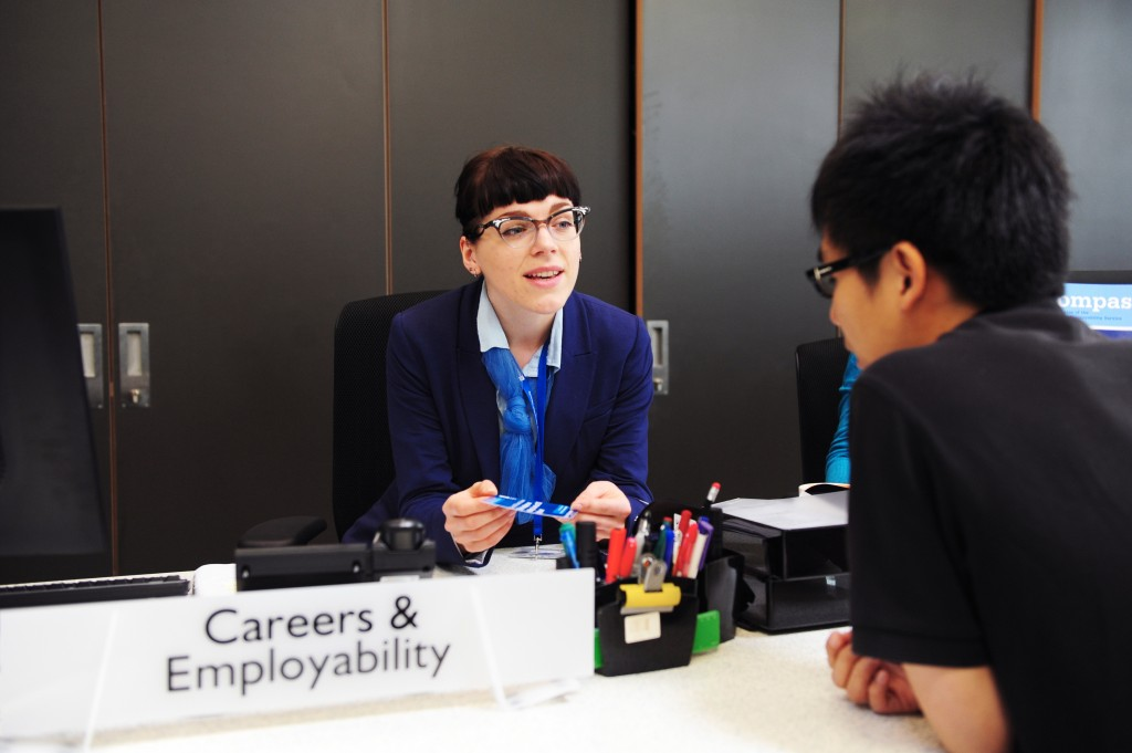Employability close-up
