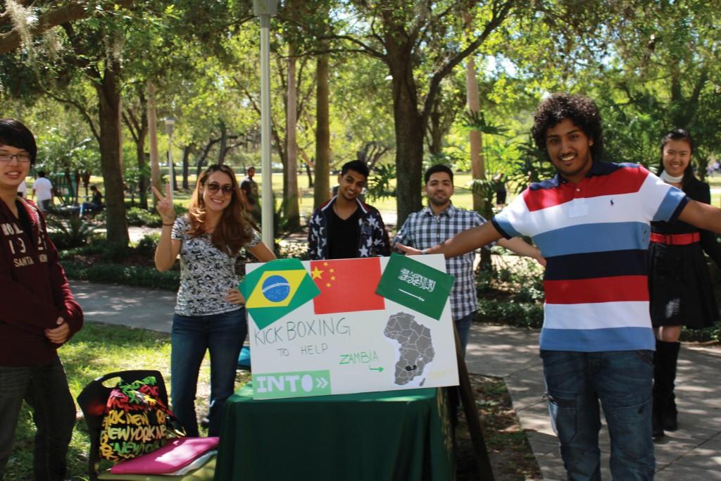 International student fair