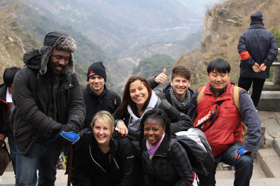 INTO China student trip to Shandong 2