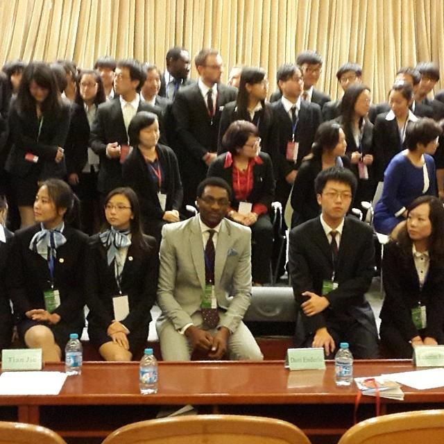 UN delegates