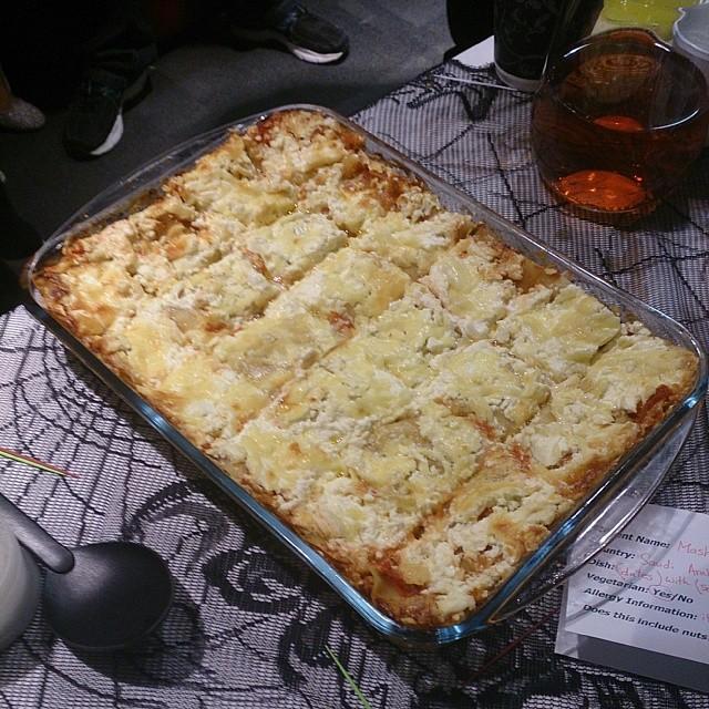 Roxas - Food
