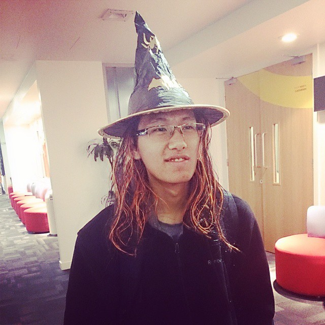 Roxas - Witch