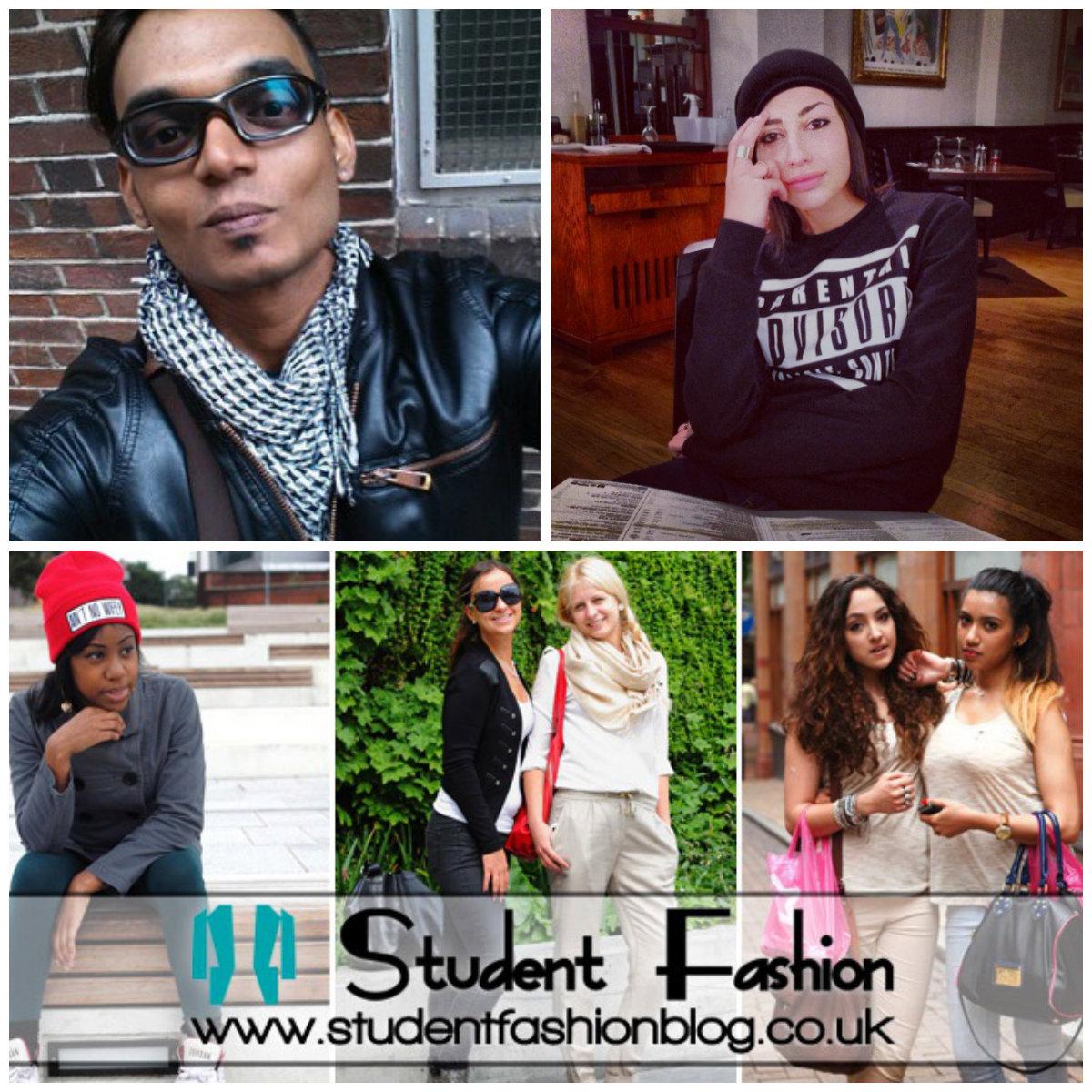 Student Fashion announcement image