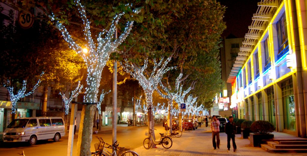 my christmas in china as an international student