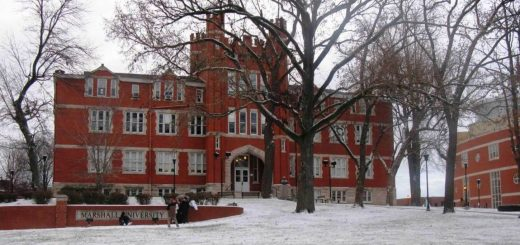 study in the US at Marshall university