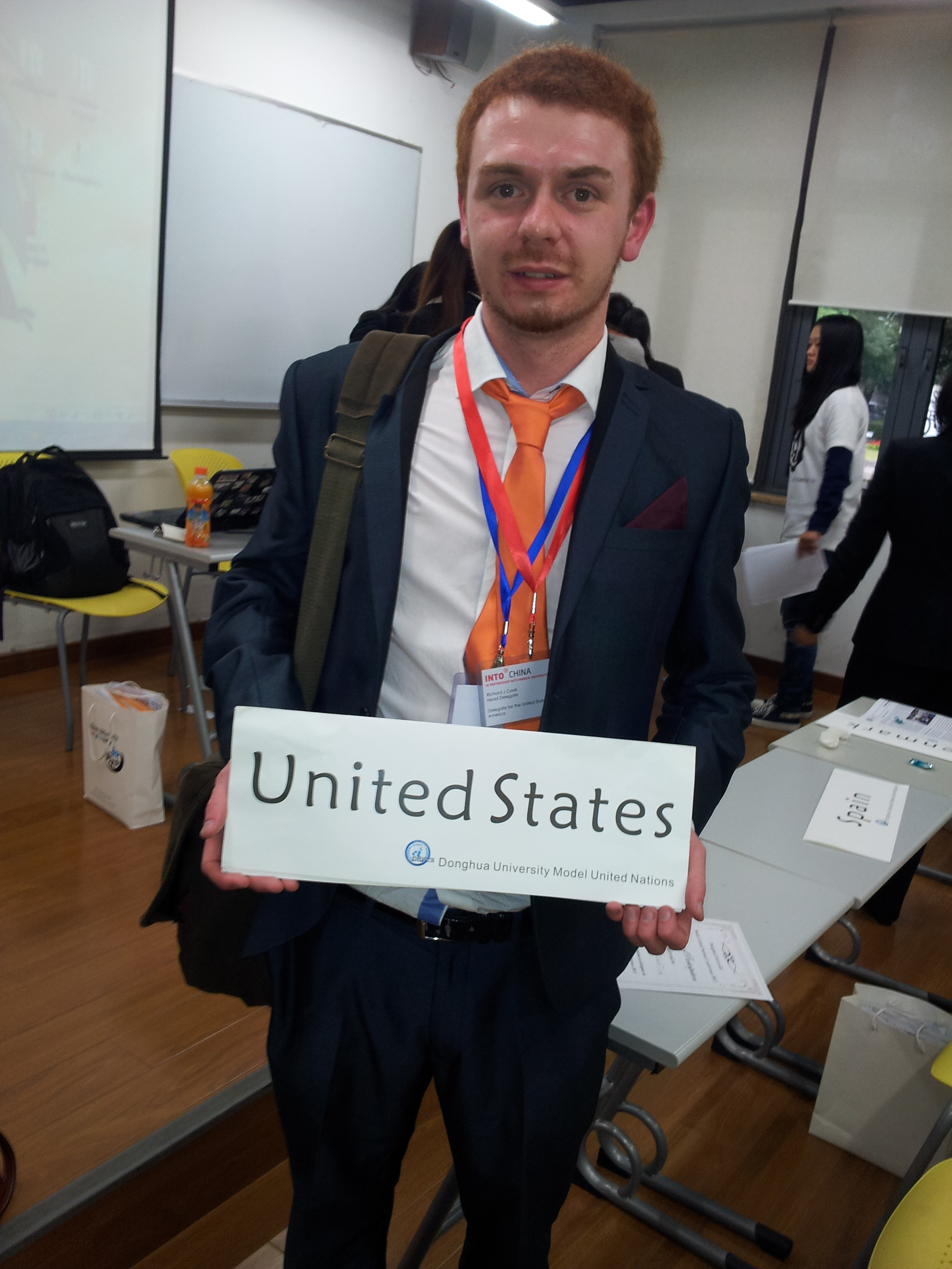 DHMUN - a United Nations youth conference