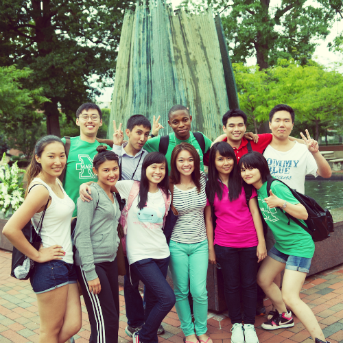 marshall university international students