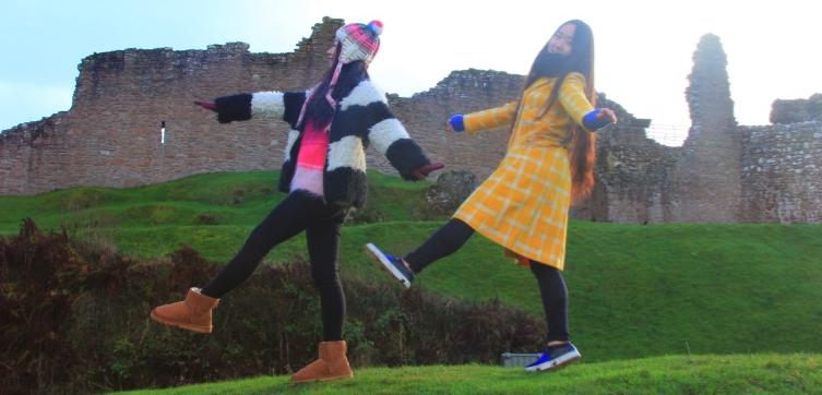 Explore Scotland as a student