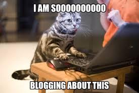 Get blogging