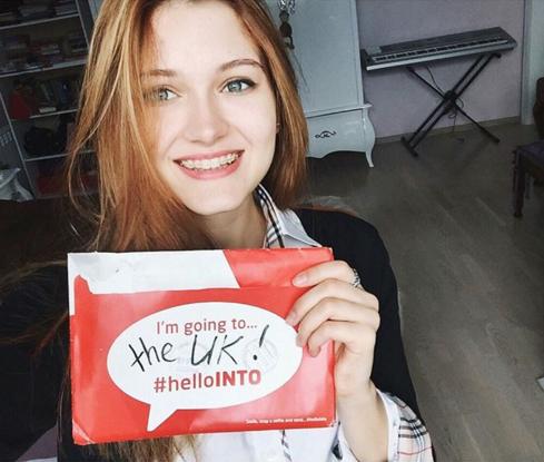 Yekaterina future student at City