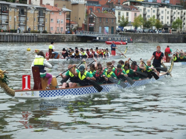 Exeter Dragon Boat Race_Sue Ryder 2014