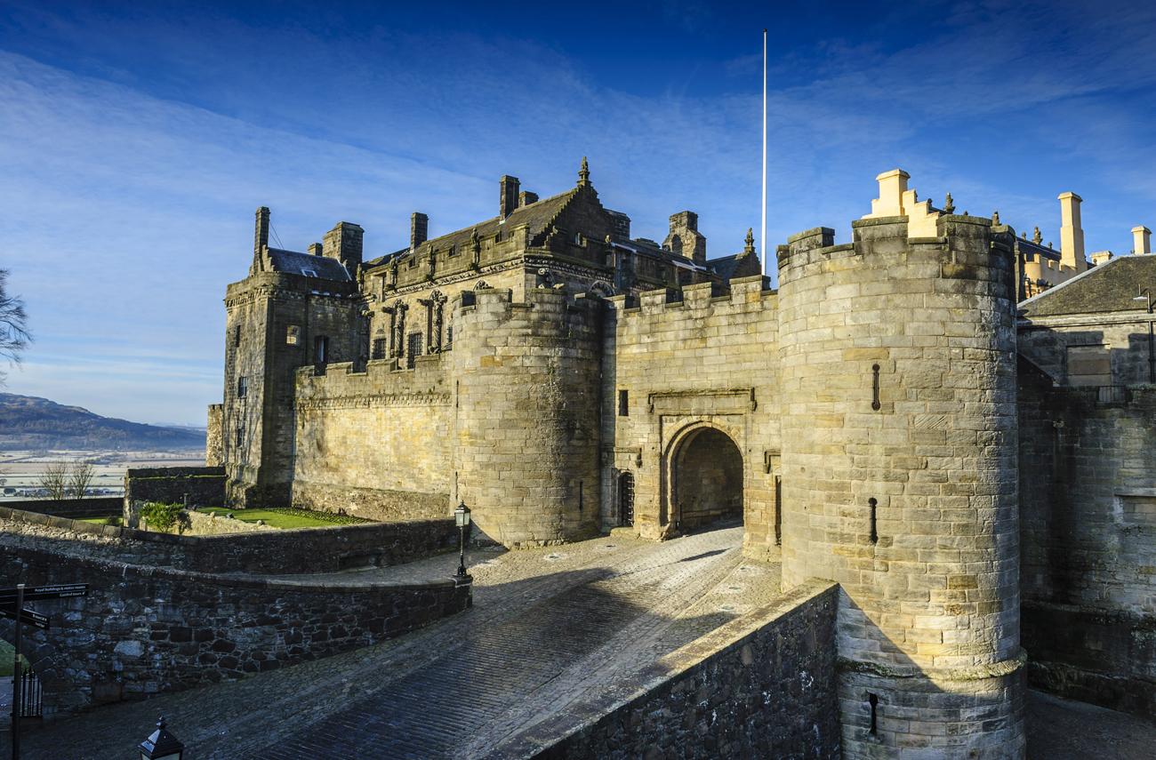 Ramadan: Stirling Castle
