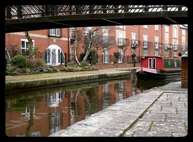 My amazing Manchester: the canals of Manchester