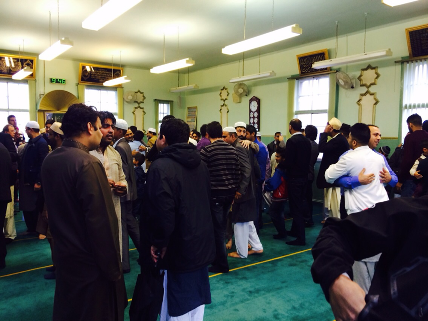 Ramadan: Stirling Islamic Centre