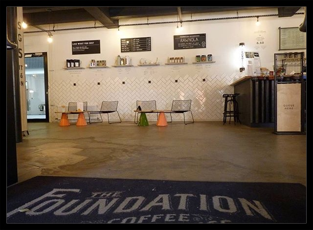 My amazing Manchester: the foundation coffee house