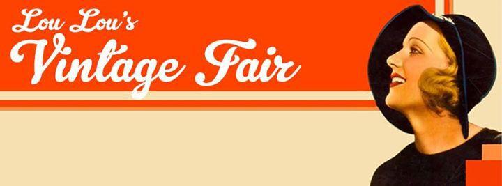 Vintage Fair Graphic