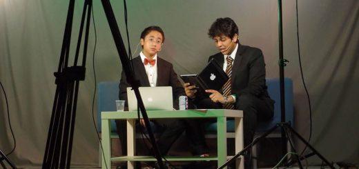 Shiv presenting