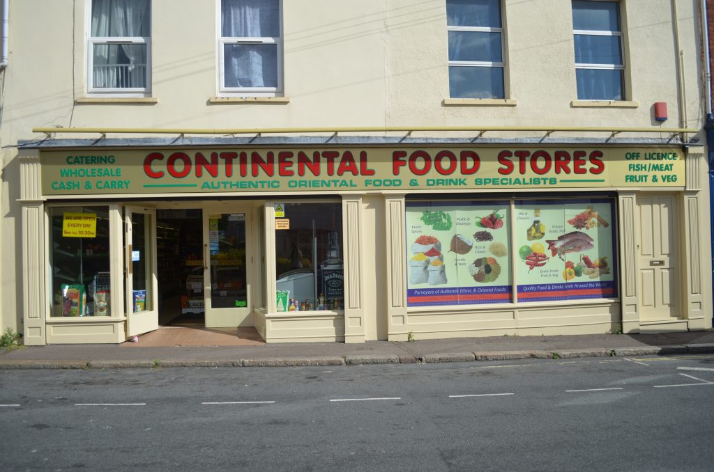 International Supermarkets: Continental Food Stores