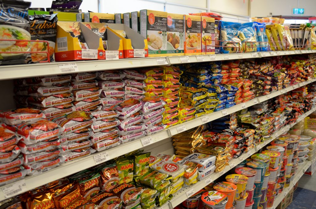 International Supermarkets: Yonk Asian Foods
