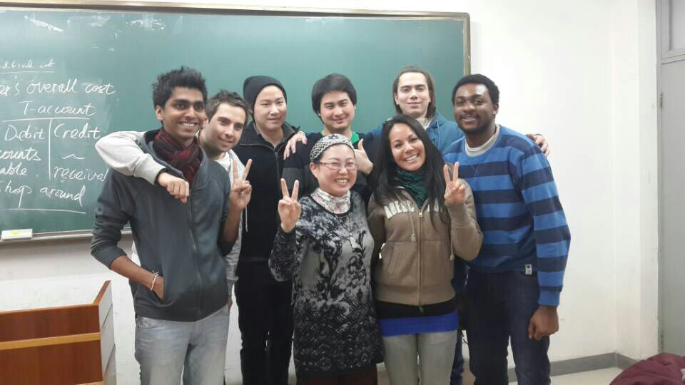 Study in China at Nankai University