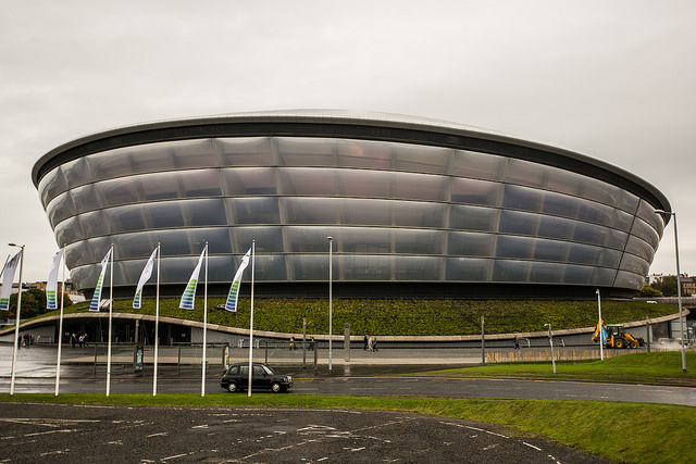 music venues in Glasgow - The SSE Hydro