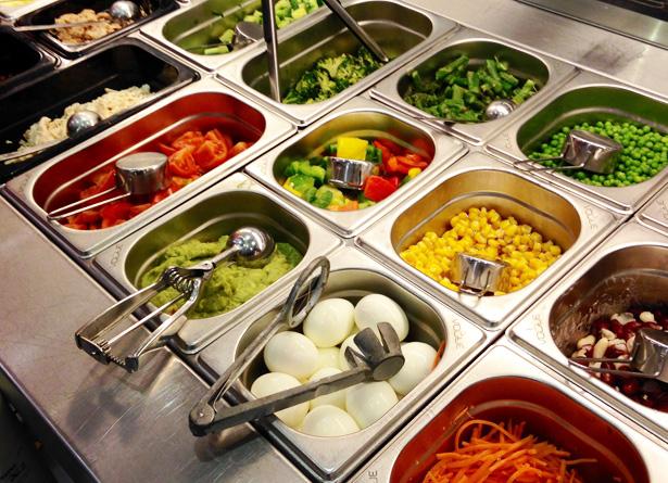 Vital Salad Bar London
