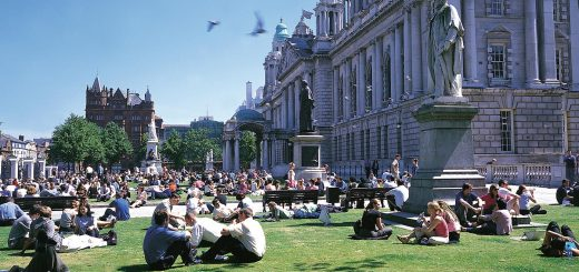 Belfast is a great city for students
