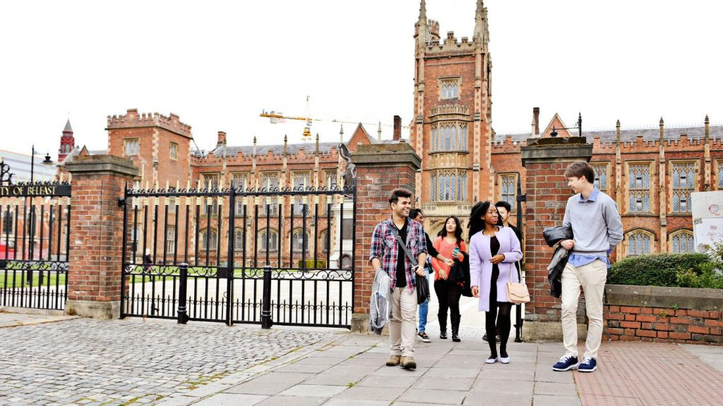 things to do in Belfast while studying abroad in Belfast
