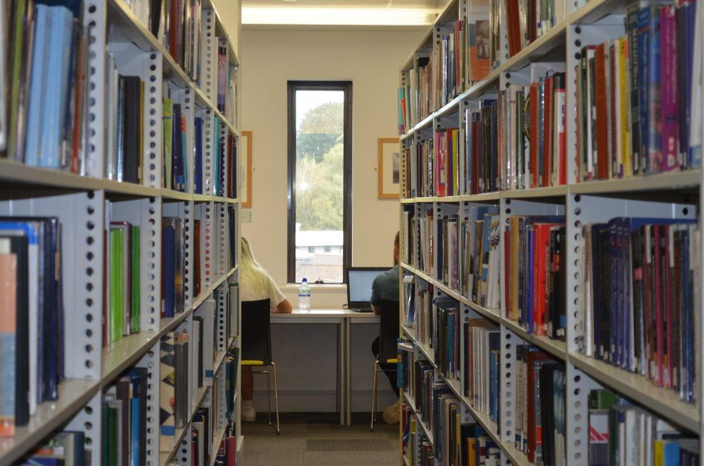 The Forum Library | places to study