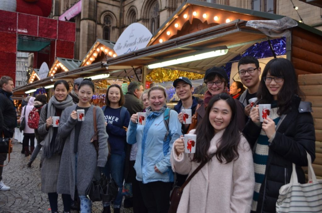 Christmas Markets in Manchester_1