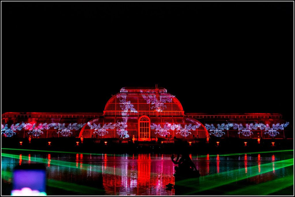 Christmas in London | Kew Gardens