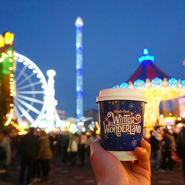 Christmas in London | Winter Wonderland