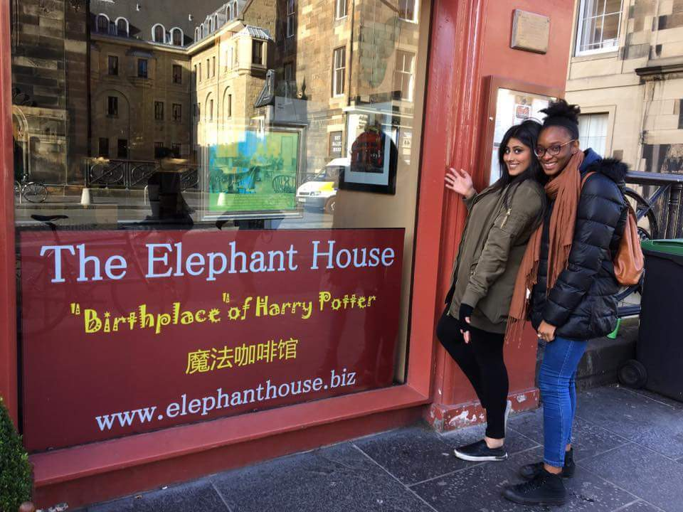 The Elephant House Scotland