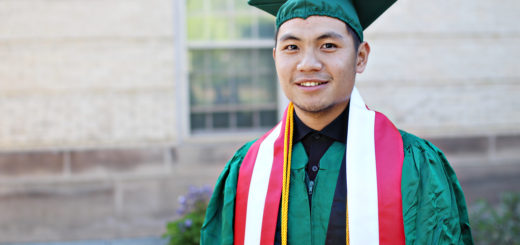 Graduating from CSU