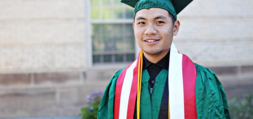 Graduating from CSU