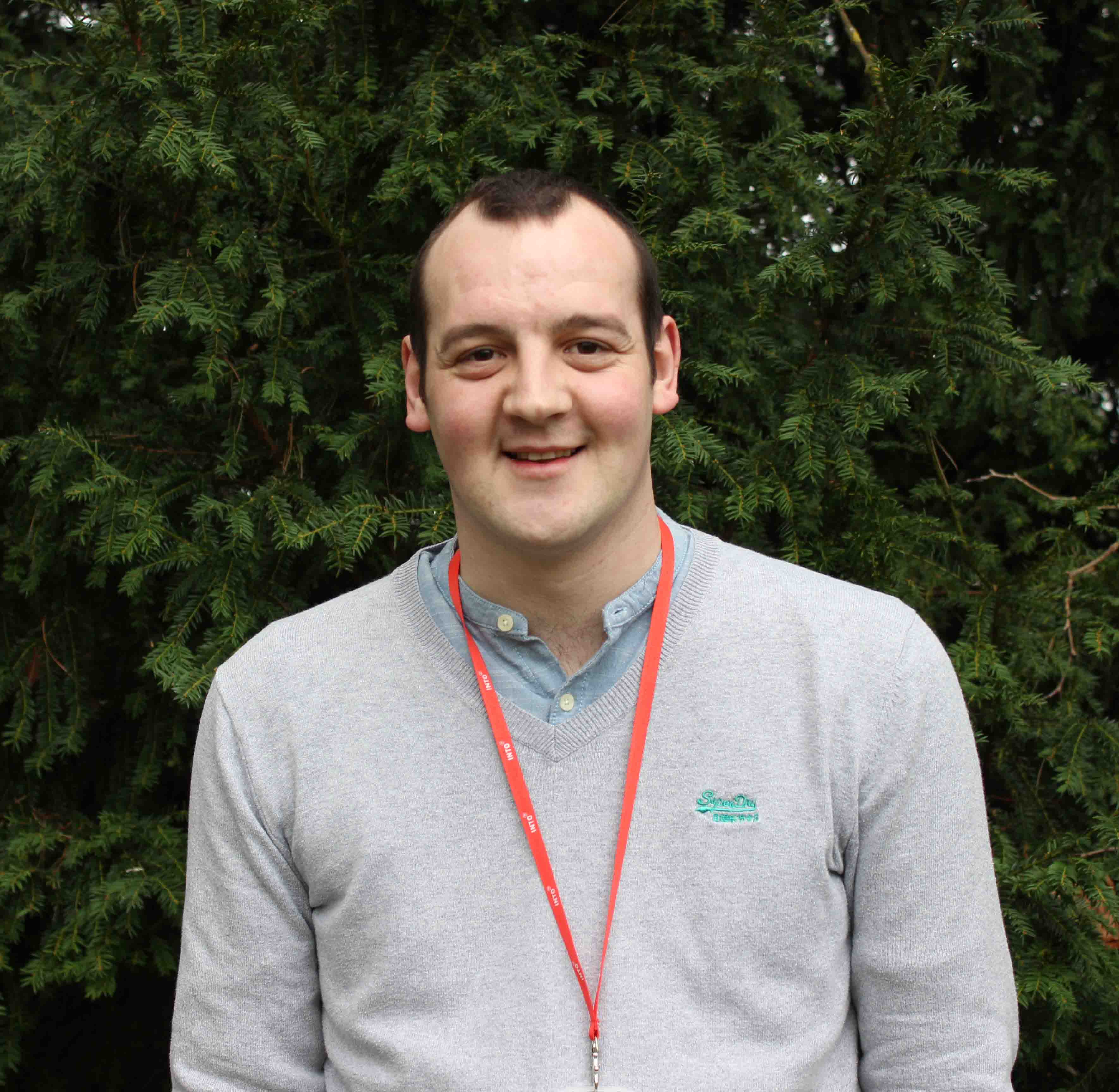 INTO University of Gloucestershire - Kelvin Whitefoot - Student Experience Coordinator