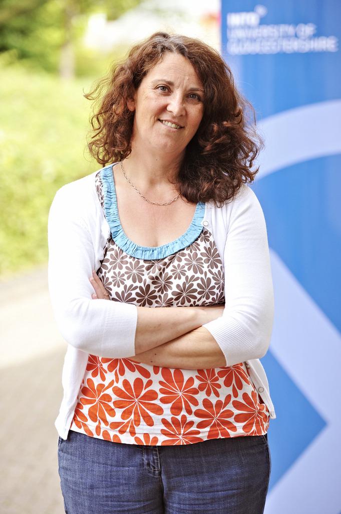 INTO University of Gloucestershire - Ruth Edge - English Language Programme Manager