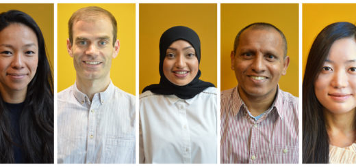 Meet the team at INTO London World Education Centre