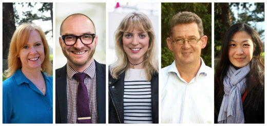 Meet the team at INTO University of Gloucestershire
