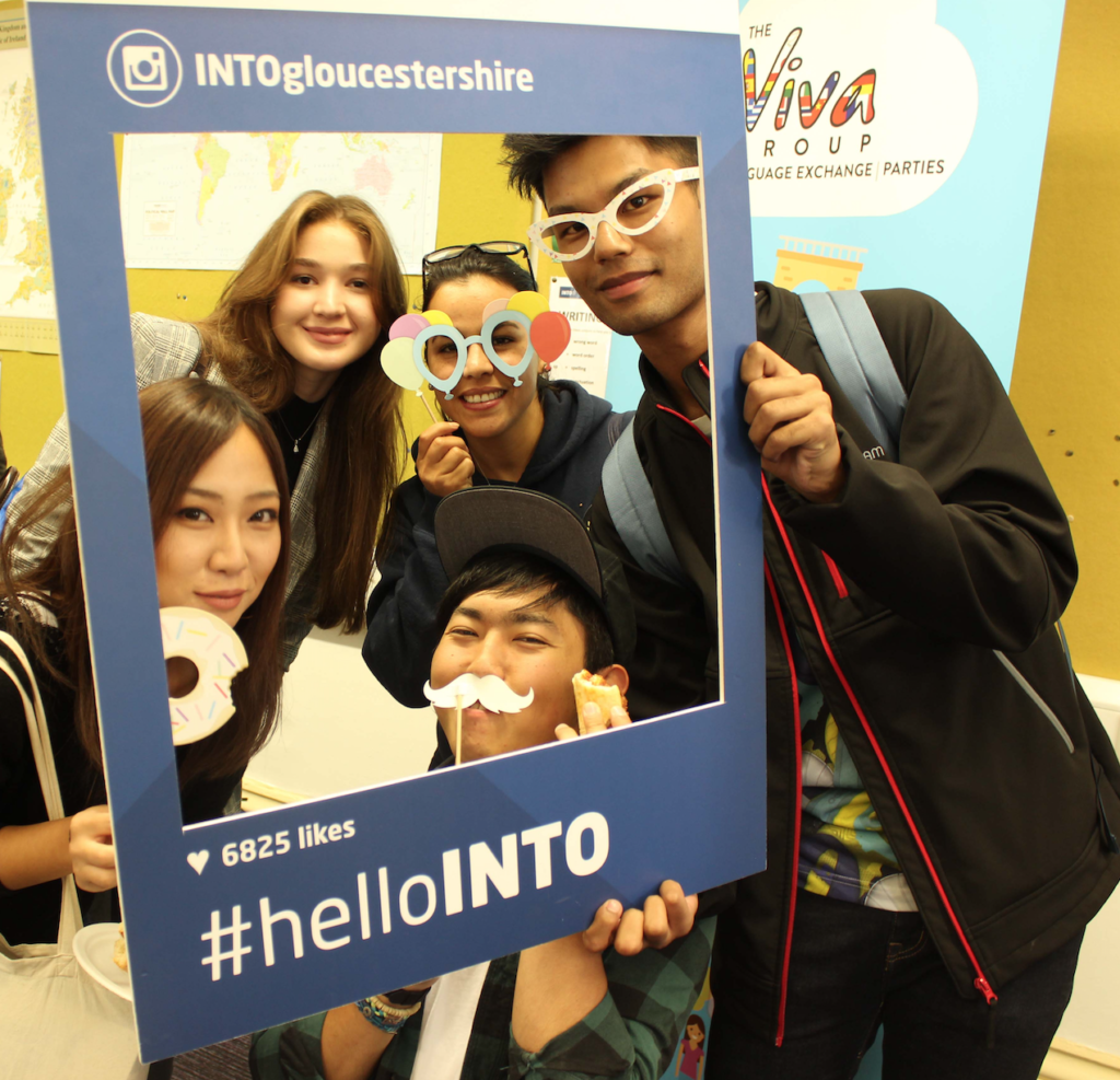 #helloINTO from INTO UOG