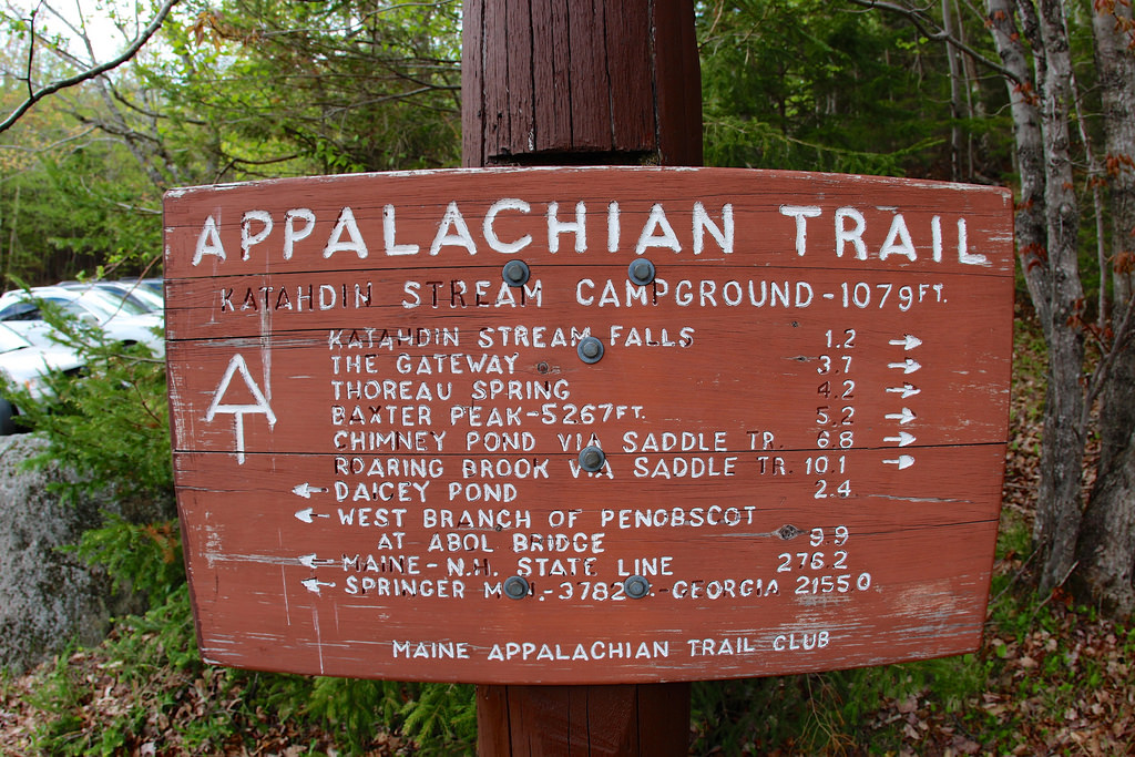 Things to do in the US when studying abroad - The Appalachian Trail