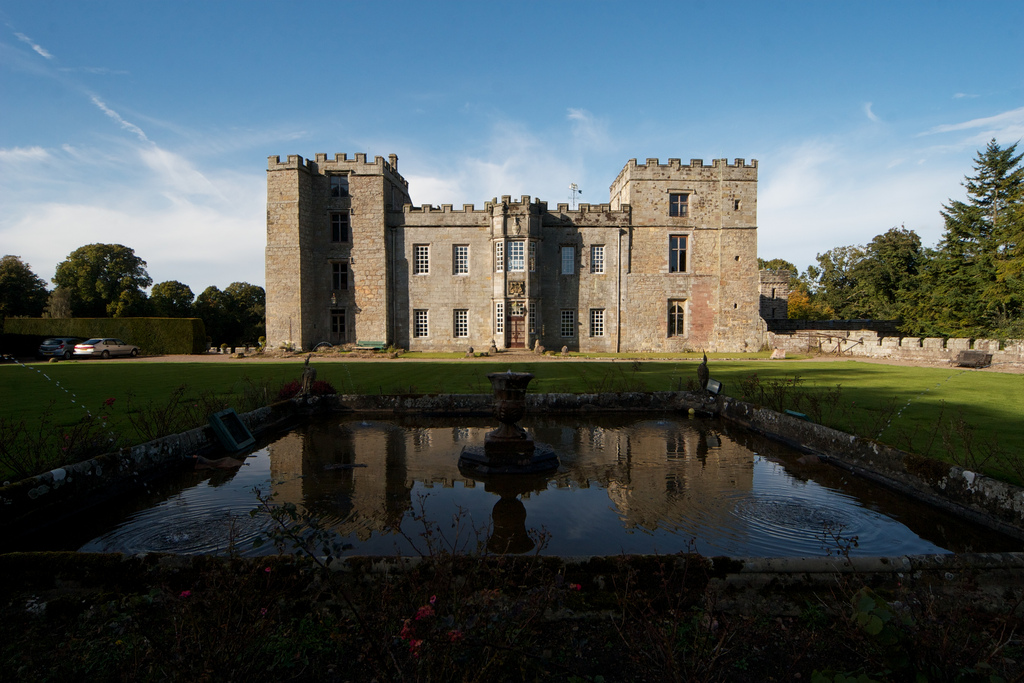 Unique things to do in the UK - Chillingham Castle
