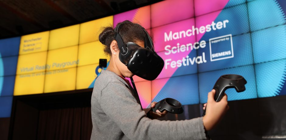 Manchester Science Festival, unique things to do in the UK