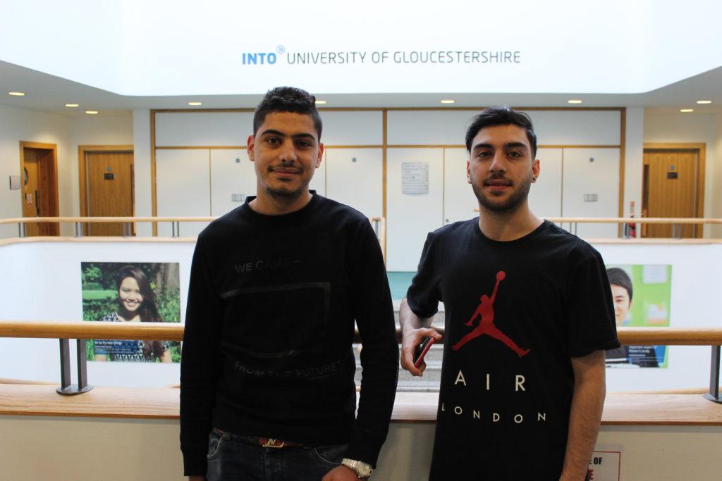 Nima-and-Mohammed-undergraduate-degree-with-international-foundation