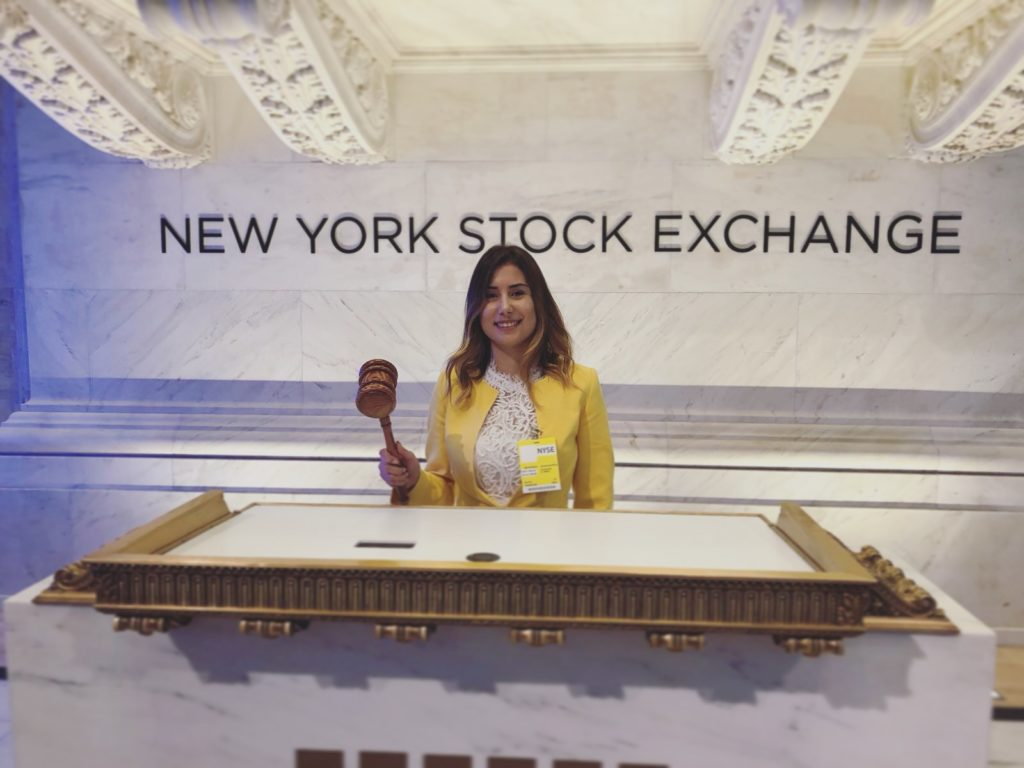 Wall Street Semester and visiting the New York Stock exchange