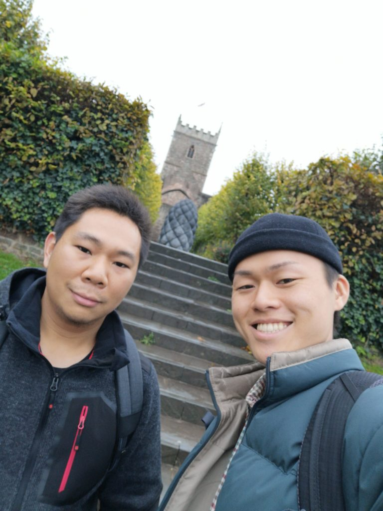 My study adventure from Thailand to the UK
