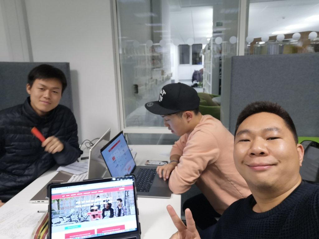 Apisit blogs about his study adventure from Thailand to the UK